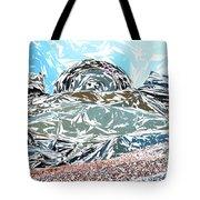 Mount Saint Auto Crush Tote Bag