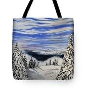 Mount Seymour Tote Bag
