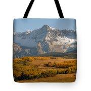 Mount Sneffels Tote Bag