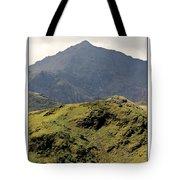 Mount Snowdon Tote Bag