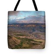 Mount St Helen Tote Bag