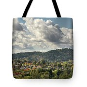 Mount Talbert In Happy Valley Oregon Tote Bag