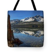 Mount Tallac And Fallen Leaf Lake Tote Bag