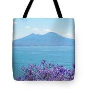 Mount Vesuvius 1 Tote Bag