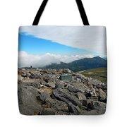 Mount Washington Observatory Tote Bag
