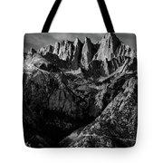Mount Whitney Tote Bag