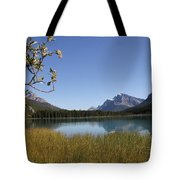 Mountain Bliss Tote Bag