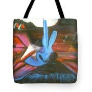 Mountain Ciser Tote Bag