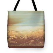 Mountain Classic1 Tote Bag