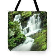 Mountain Falls Tote Bag