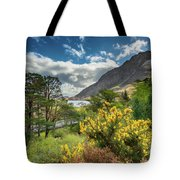 Mountain Flora Tote Bag