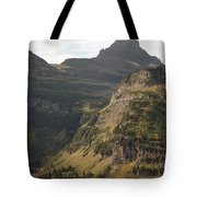 Mountain Glacier Tote Bag