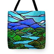 Mountain Glory Tote Bag