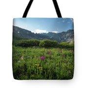 Mountain Glory Tote Bag