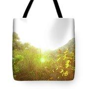 Mountain Glow Tote Bag