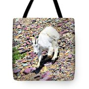 Mountain Goat3 Tote Bag
