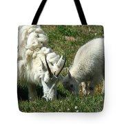Mountain Goats Tote Bag