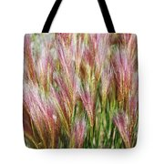 Mountain Grass Tote Bag