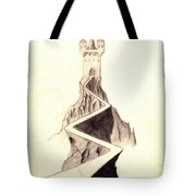 Mountain Keep Tote Bag