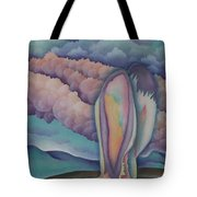 Mountain King Tote Bag