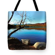 Mountain Lake Chocorua Tote Bag
