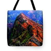 Mountain Landscape 27  Tote Bag