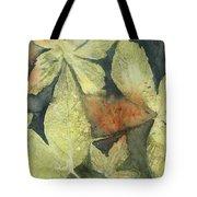 Mountain Leaves Tote Bag