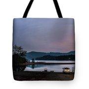 Mountain Nights Tote Bag