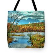 Mountain Of Color Tote Bag