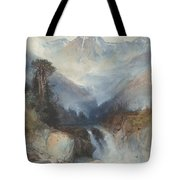 Mountain Of The Holy Cross Tote Bag