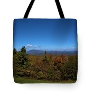 Mountain Overlook Tote Bag