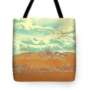 Mountain Range 2 Tote Bag