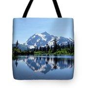 Mountain Reflection Tote Bag