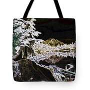 Mountain Reflects Tote Bag