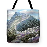 Mountain Ridge Tote Bag