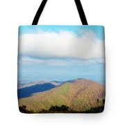 Mountain-scape Tote Bag