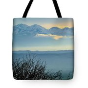 Mountain Scenery 14 Tote Bag