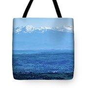 Mountain Scenery 16 Tote Bag