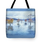 Mountain Serenity Tote Bag