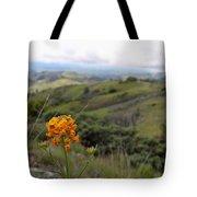 Mountain Side  Tote Bag