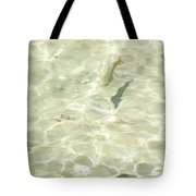 Mountain Stream Trout Tote Bag
