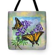 Mountain Swallowtail Tote Bag