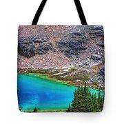 Mountain Tarn Tote Bag