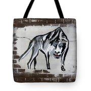 Mountain Tiger Tote Bag