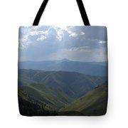 Mountain Top 1 Tote Bag