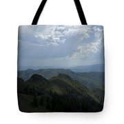 Mountain Top 2 Tote Bag