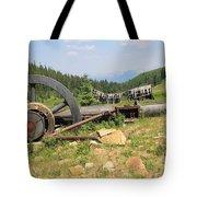 Mountain Treasures 2 Tote Bag