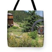 Mountain Treasures 4 Tote Bag