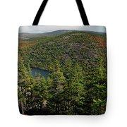 Mountain View, Acadia National Park Tote Bag
