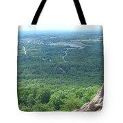 Mountain Views Tote Bag